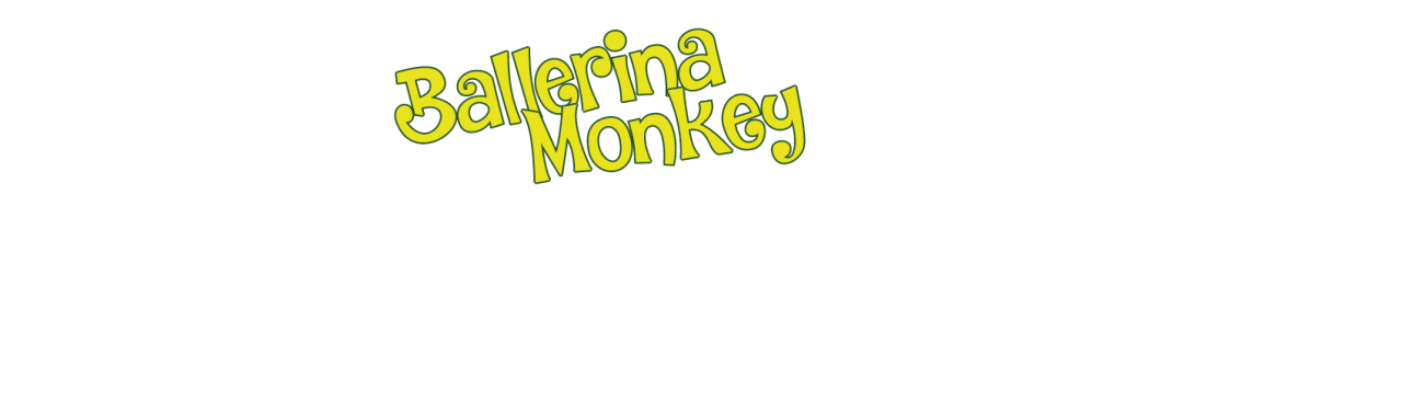 Title Ballerina Monkey by Nicole Madigan