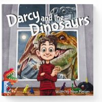 Darcy and the Dinosaurs von Nicole Madigan