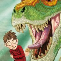 Darcy und der T-Rex - Darcy and the Dinosaurs