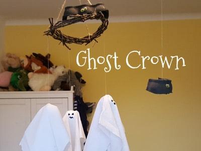 DIY Halloween Crown