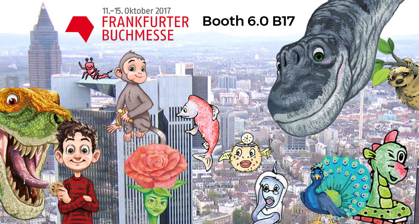 blOO's Team at Frankfurter Bookshow