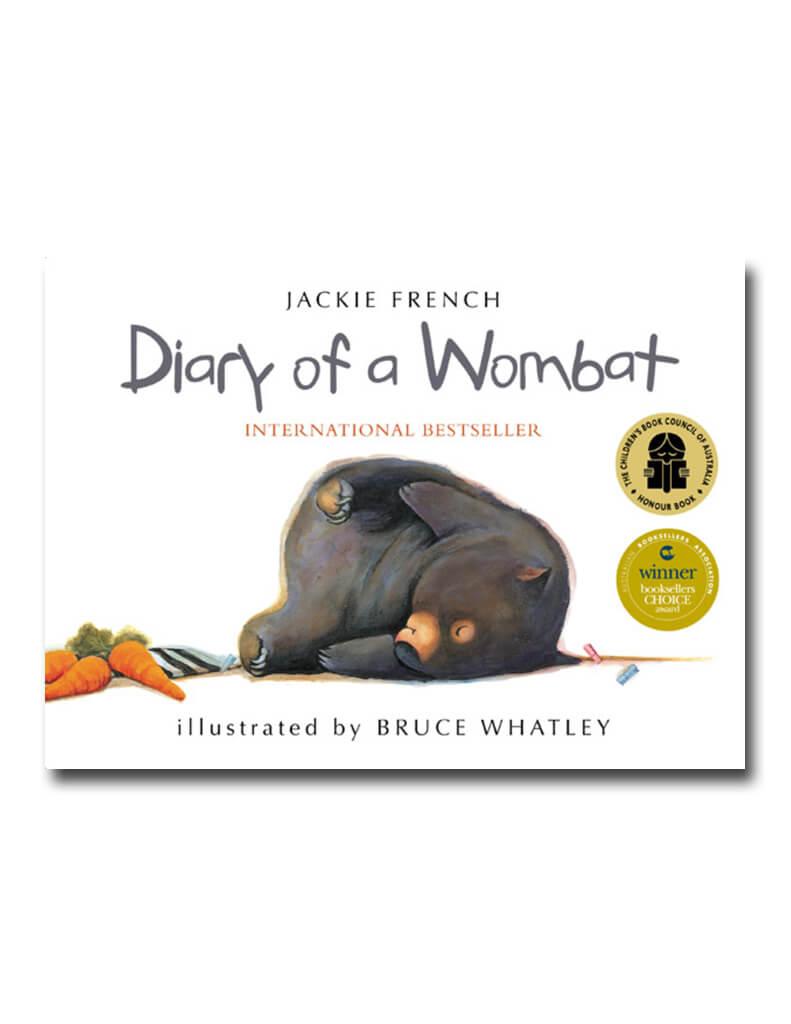 Das Tagebuch eines Wombats