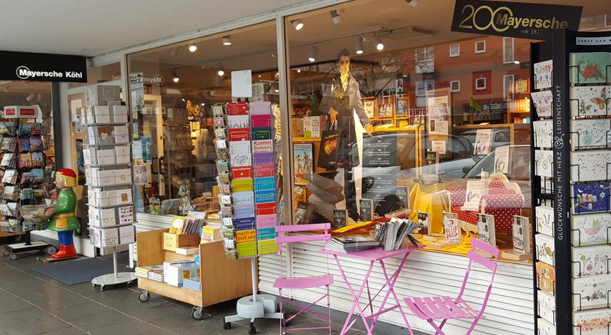 Buchhandlung Köhl