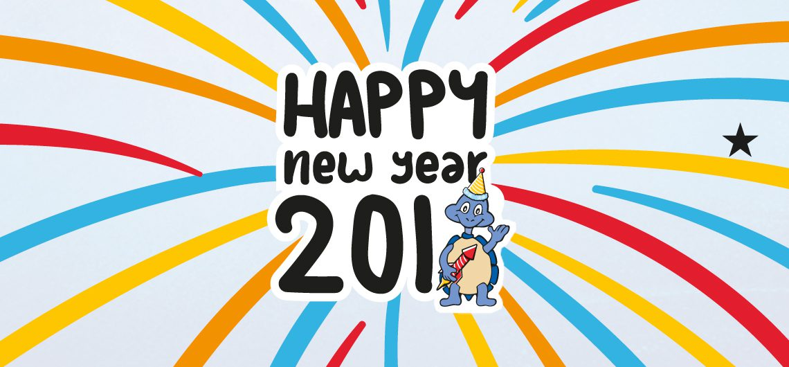 blOO wishes you a Happy New Year