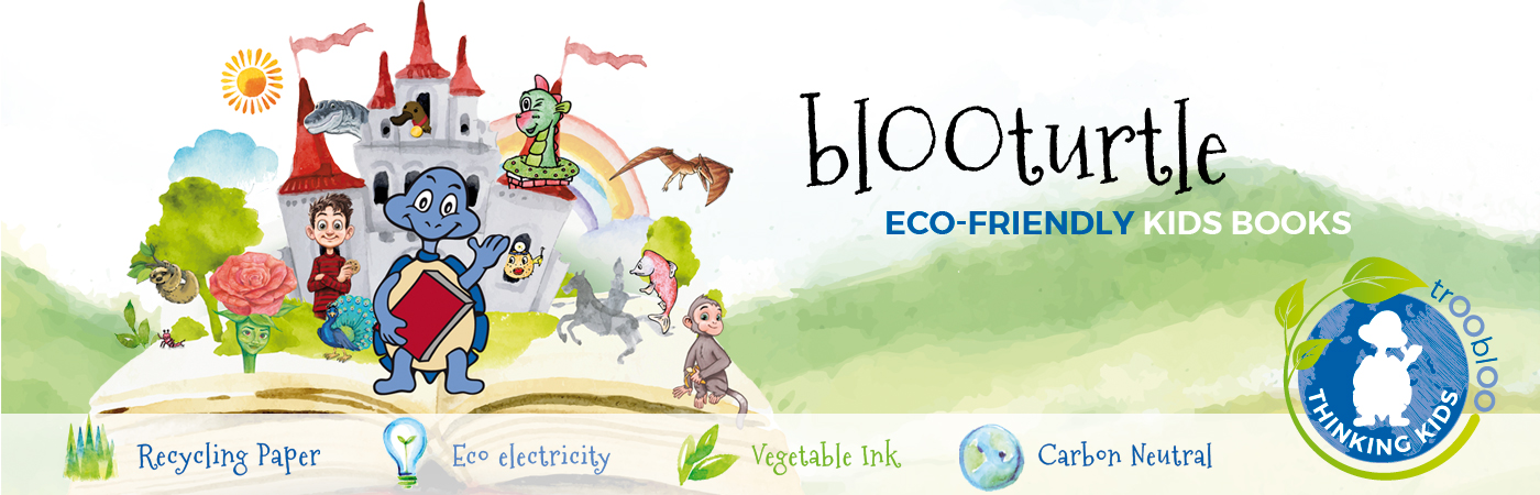 Eco-friendly kids books publishing company