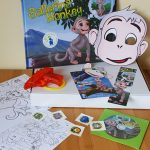 Ballerina Monkey BOOK&Play Holiday Package