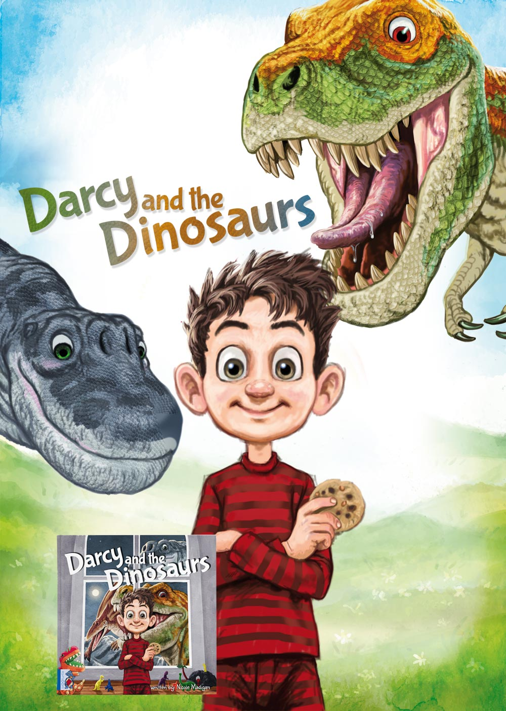 Dinosaurs children books