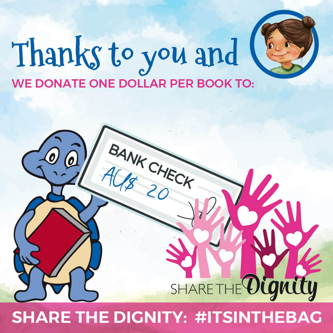 Donation for Share the Dignity