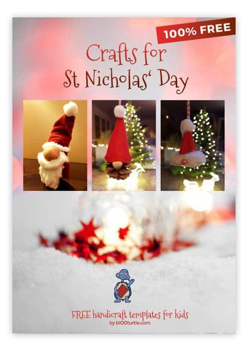FREE Kids activities for St. Nicholas' Day
